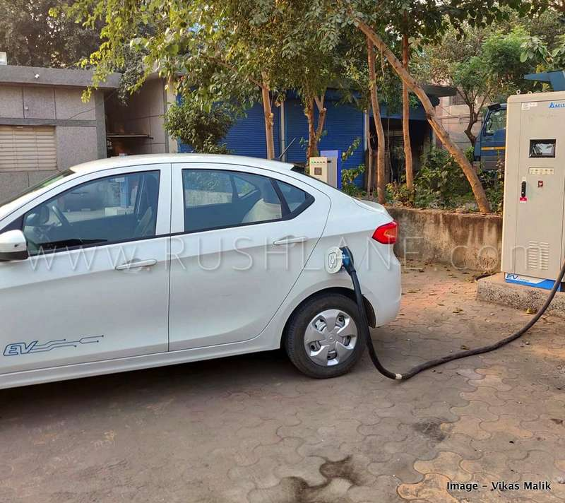 Tata Tigor Electric Deployed In Pune With Zoomcar 20 Cities In 1 Yr