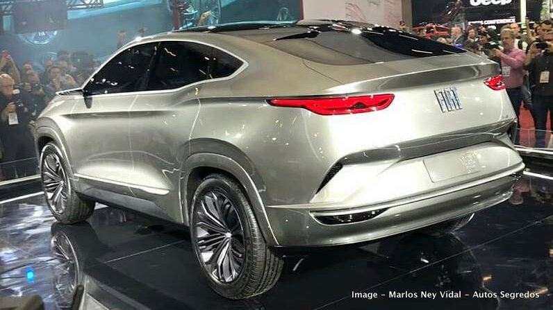Fiat Fastback SUV concept unveiled - To spawn into Hyundai ...