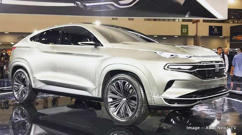 Fiat 500X Crossover >> Fiat Fastback SUV concept unveiled - To spawn into Hyundai ...