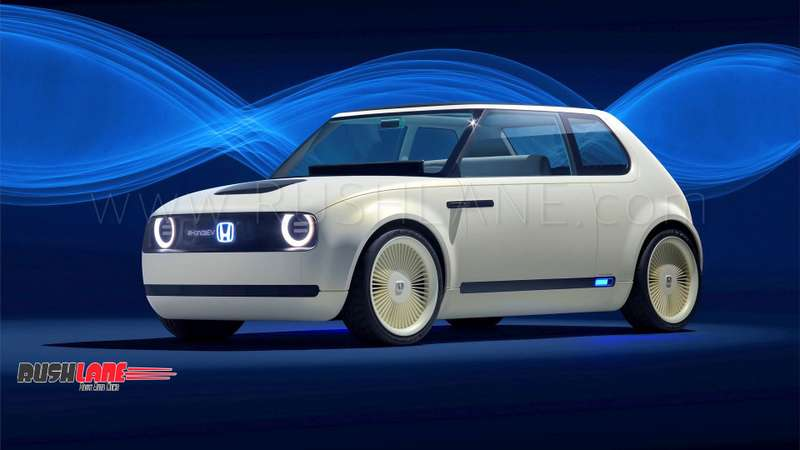 New Honda Suv >> Honda to launch small electric car in India - To take on