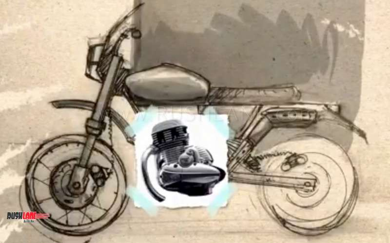 Jawa Cafe Racer, Offroad, Bobber, Classic body styles teased
