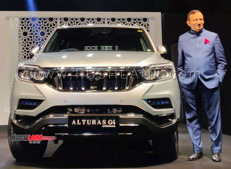 Mahindra Alturas is the best SUV in segment - Explains ...