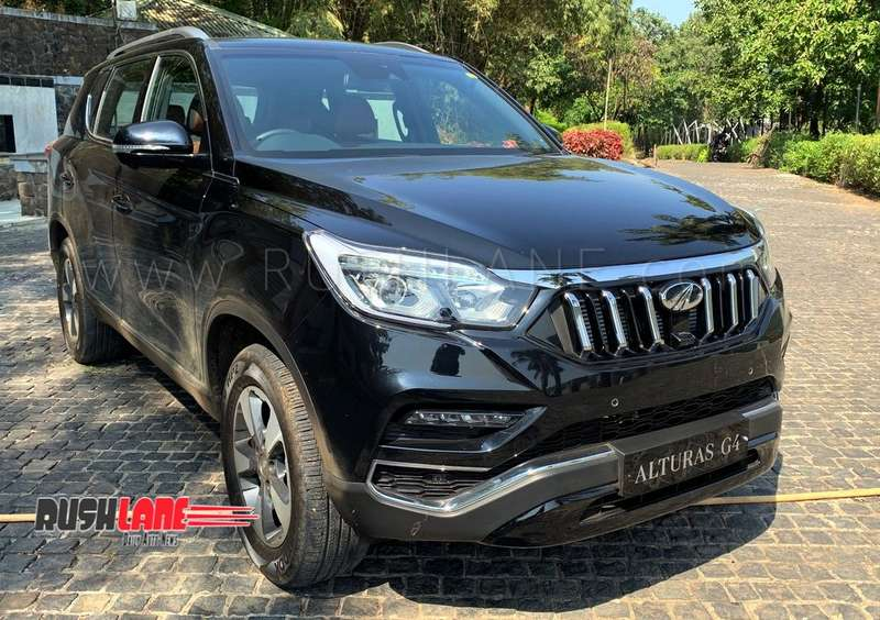 Mahindra Alturas Suv Video Teaser Revealed 10 Things To Know About