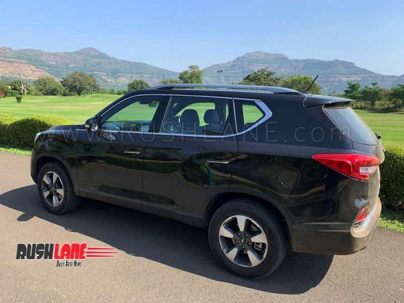 Mahindra Alturas Dealer Test Drive Starts Could It Be A