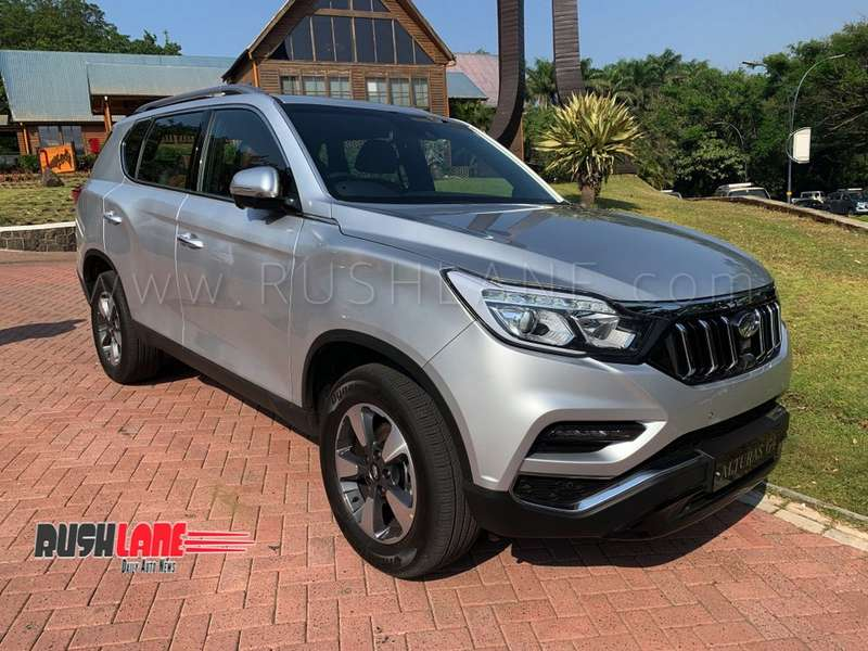 Mahindra Alturas Suv Launch Price Rs 26 95 Lakhs Cheaper Than