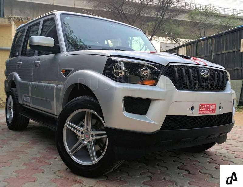 2018 Mahindra Scorpio S9 Launch Price Rs 14 Lakhs Aims