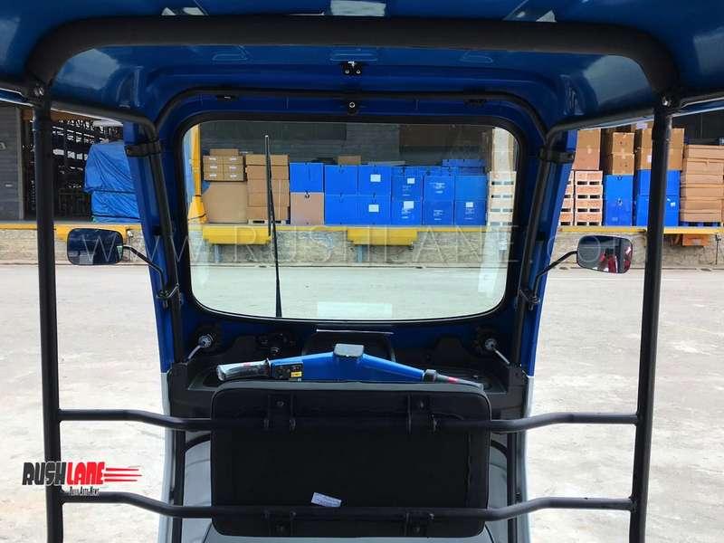 Mahindra Treo 3 4 Seater Electric Rickshaw Launch Price