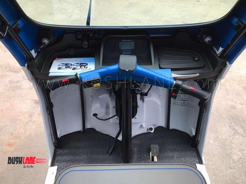 Mahindra Treo 3, 4 seater electric rickshaw launch price Rs