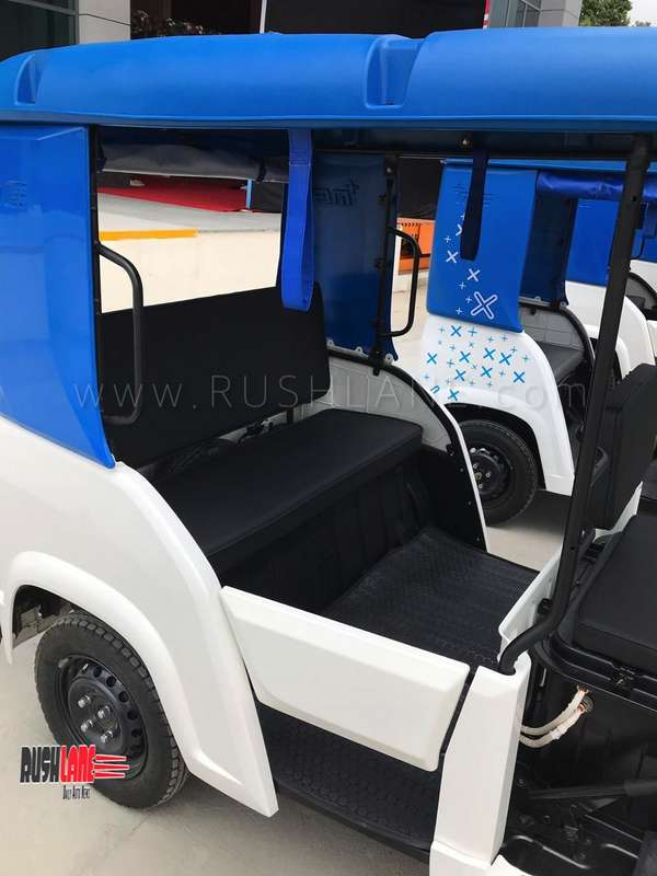 Mahindra Treo 3 4 Seater Electric Rickshaw Launch Price