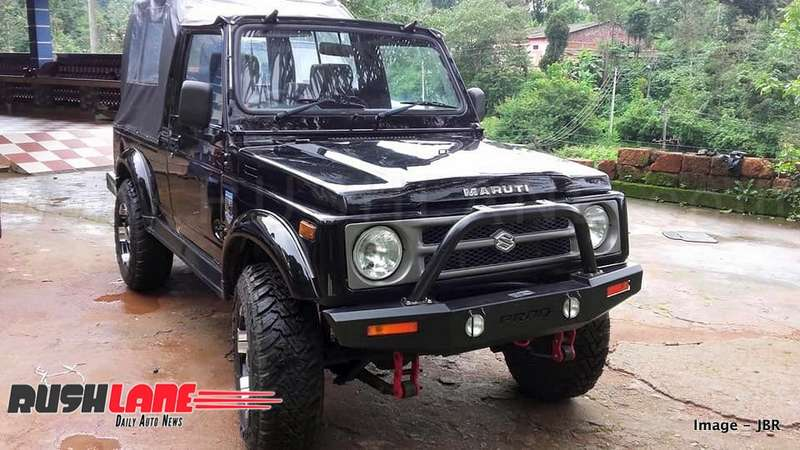 Maruti Gypsy production to end in March 2019 - Is Jimny SUV