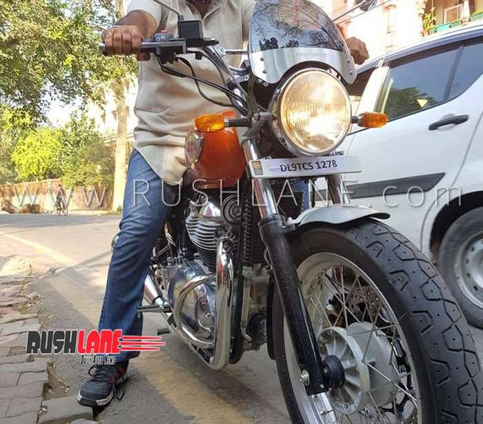 Royal Enfield 650 Twins On Road Prices Most Expensive In Maharashtra