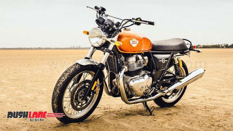 Royal Enfield 650 India prices Rs 2 34 L to Rs 2 69 L - Your