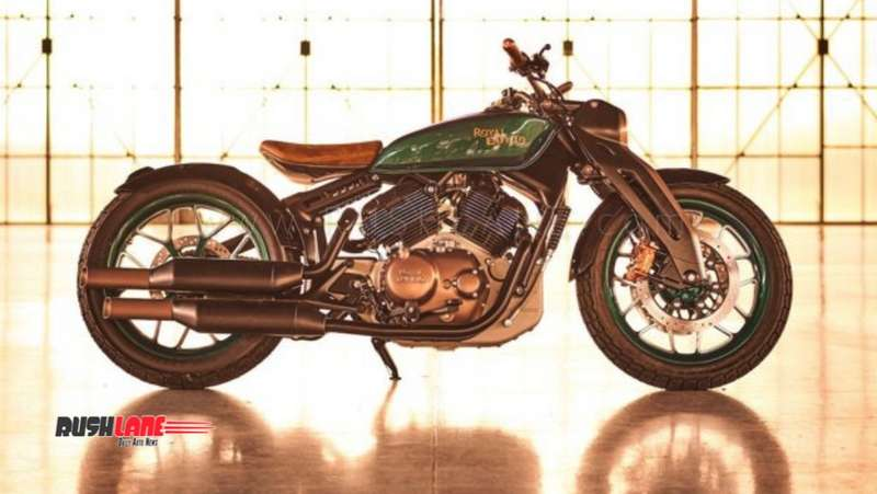 royal enfield bobber concept kx pays homage to 1140 v twin