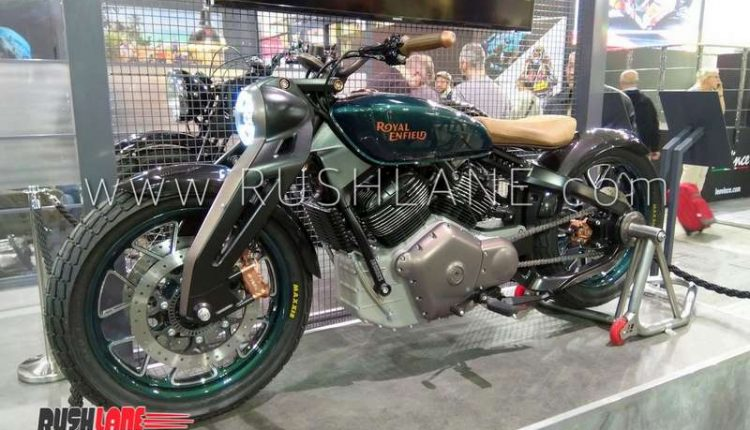 Royal Enfield Bobber 838 Cc Detailed In New Photos Specs Revealed