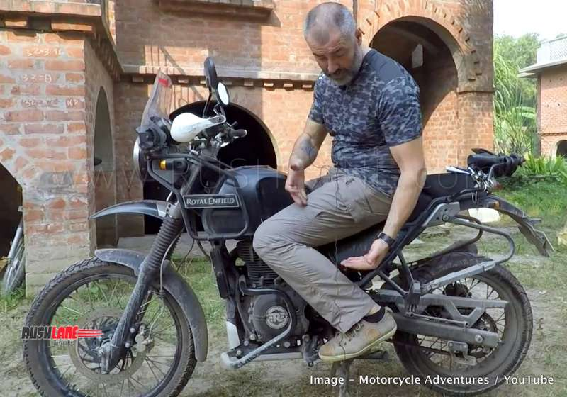 Royal Enfield Himalayan Review By German Biker Best Bike To