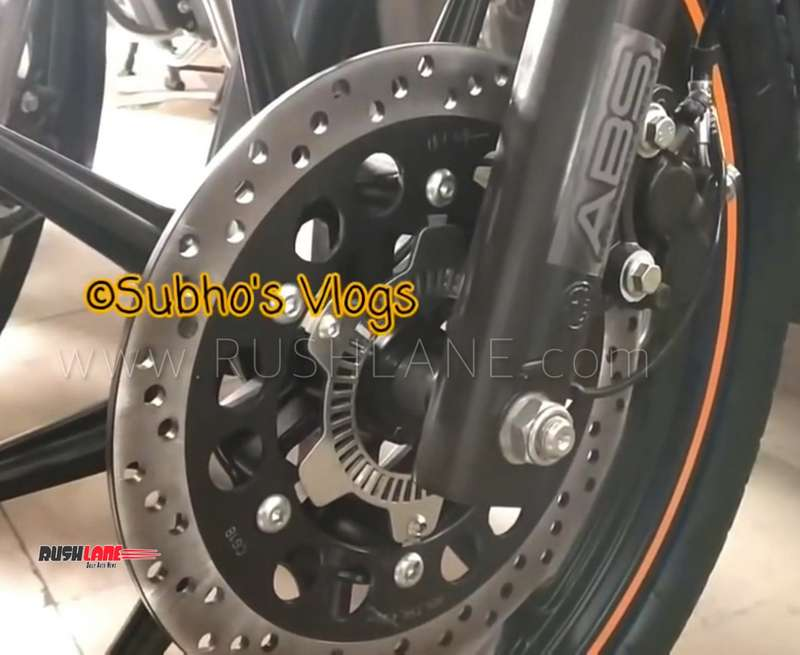 Royal Enfield Thunderbird 500x Abs Price Is Rs 248 L Walkaround Video