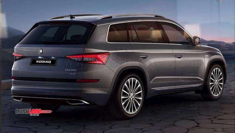 skoda kodiaq l k launched at rs 36 lakhs to take on toyota fortuner this diwali. Black Bedroom Furniture Sets. Home Design Ideas