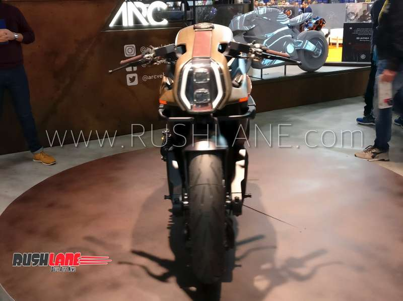 Tata Owned Jlr Invests In Electric Motorcycle Maker Arc