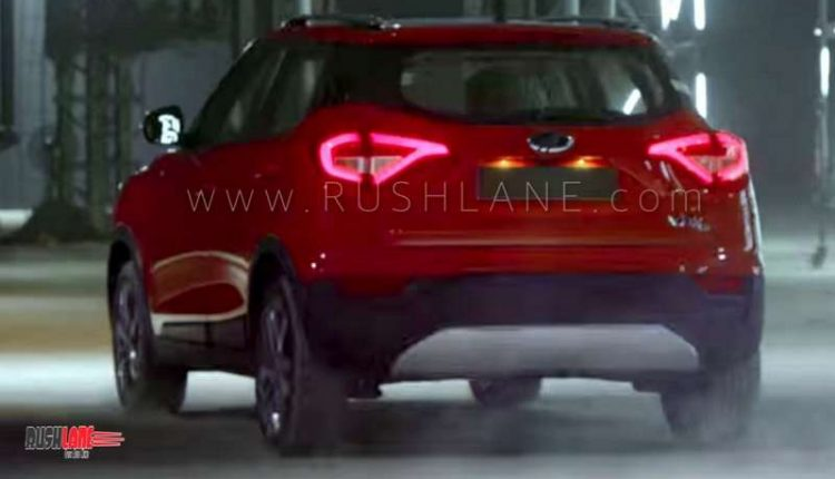 2019 Mahindra Xuv300 Tvc Video Features Revealed Before