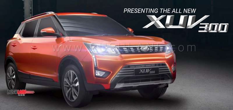 2019 Mahindra Xuv300 Tvc Video Features Revealed Before Feb Launch