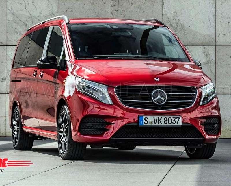 2019 Mercedes V Class premium luxury MPV India launch date