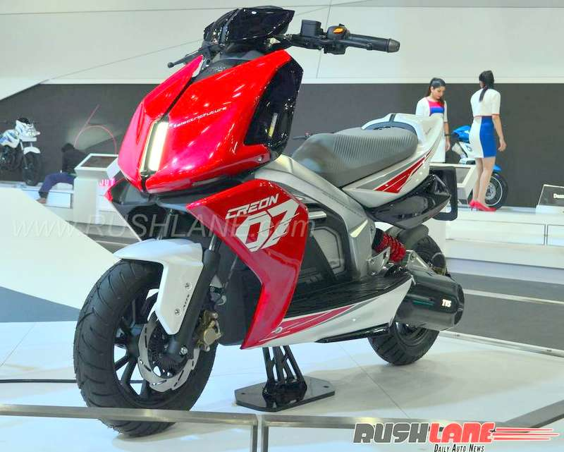 6f8973ad6e2 Bajaj plans to launch Tesla-like future ready electric scooter in 2019