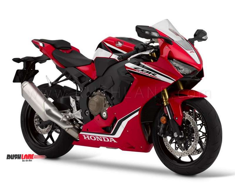 2019 Honda Cb1000r Gold Wing Cbr1000rr Launch Price Rs