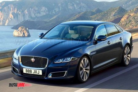 Jaguar Xj 50 Launch Price Rs 1 11 Cr Celebrates 50th Anniversary Of Xj