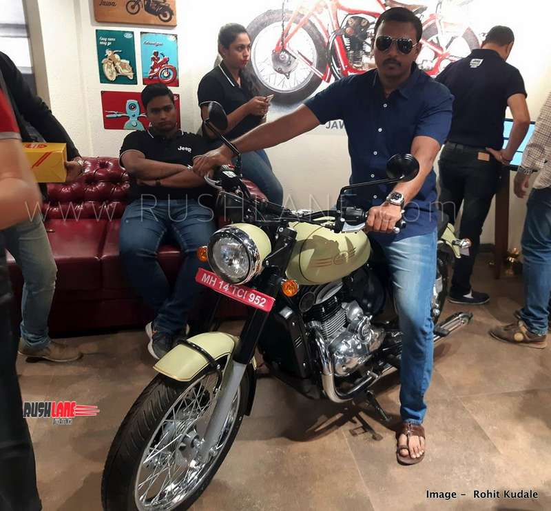 Jawa Rear Disc Dual Abs Launched Expensive Than Royal