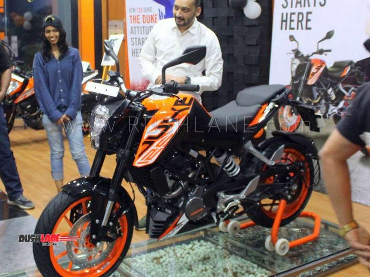 Ktm Duke 125 Gets 2nd Price Hike From 1 18 L To Rs 1 30 L In 6 Months