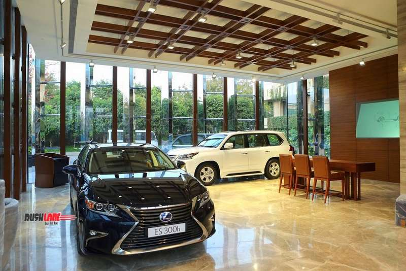 Toyota Reveals Lexus Gurgaon Will Stop Operations From Mar 2019
