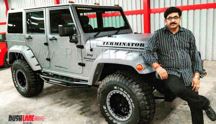 Mahindra Bolero Modified To Look Like Jeep Costs Rs 10 Lakhs