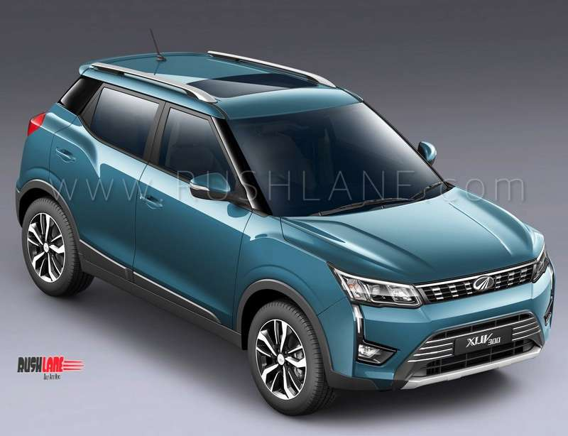 Mahindra Xuv300 Aims To Replace Tata Nexon As 2nd Best