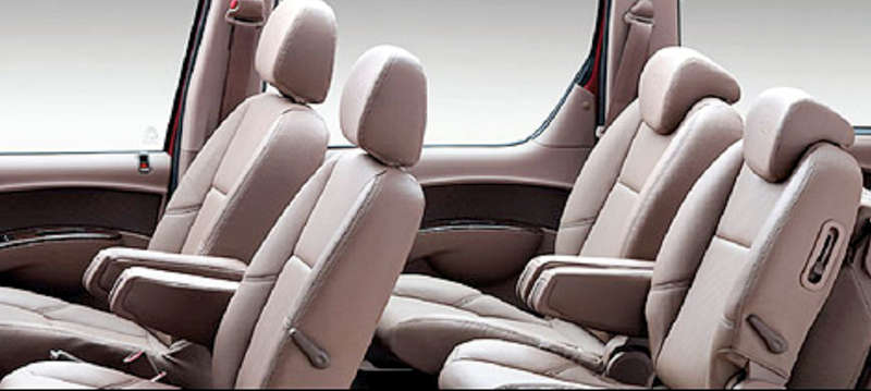 Maruti Ertiga Cross With 6 Seat Layout Is More Premium Render