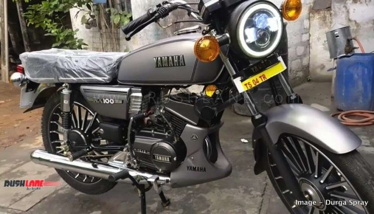Yamaha Electric Motorcycle >> Yamaha RX100 character will be back - In a future premium ...