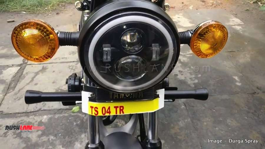 Yamaha RX100 character will be back - In a future premium