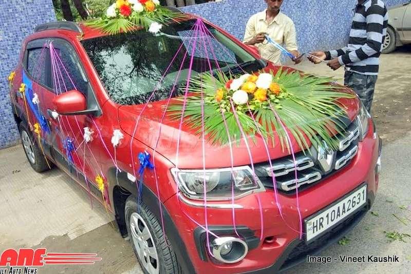 Renault Kwid 3 lakh sales