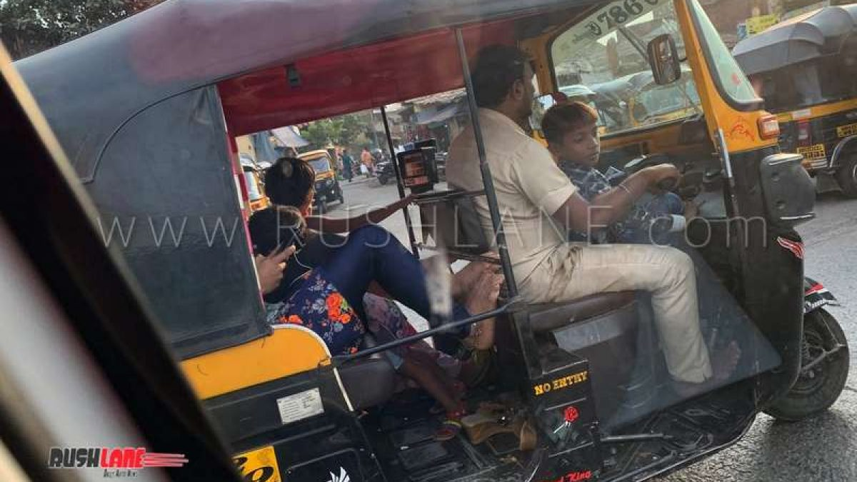 Rickshaw Safety Features Compulsory From 1st Oct 2019 Seatbelt