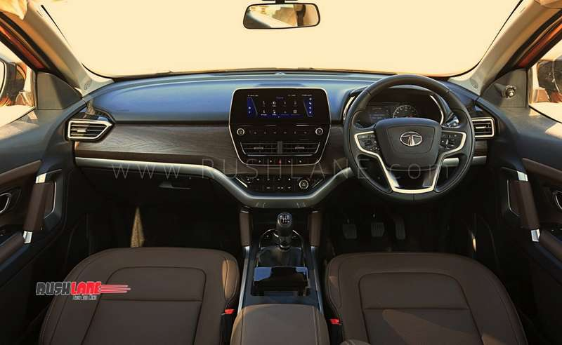 Tata Harrier Variants Xe Xm Xt Xz Features List 5