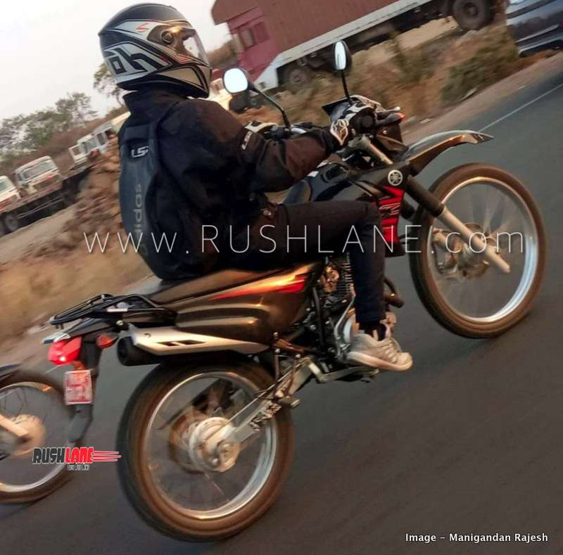 Bmw X7 Price In India: Yamaha XTZ 125 Adventure Motorcycle Spied In India For The