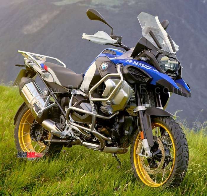 2019 Bmw R1250 Gs India Launch Price Rs 16 85 L 4 Variants On Offer