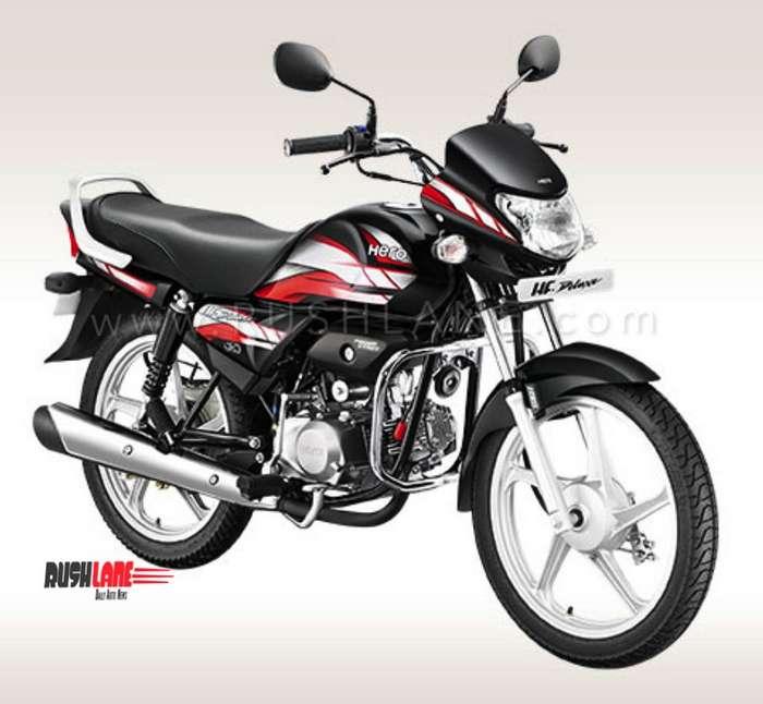 2019 Hero Hf Deluxe Ibs 100cc Launch Price Rs 49k Braking Improved