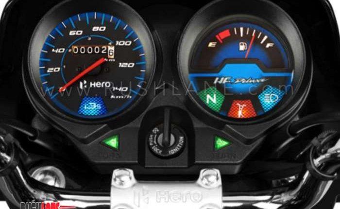 2019 Hero HF Deluxe IBS 100cc launch price Rs 49k - Braking