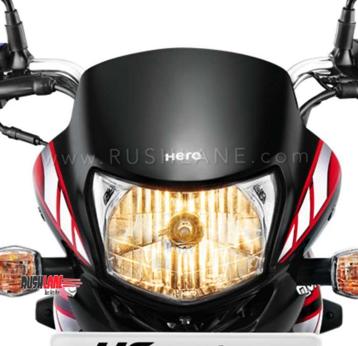 2019 Hero Hf Deluxe Ibs 100cc Launch Price Rs 49k Braking Improved