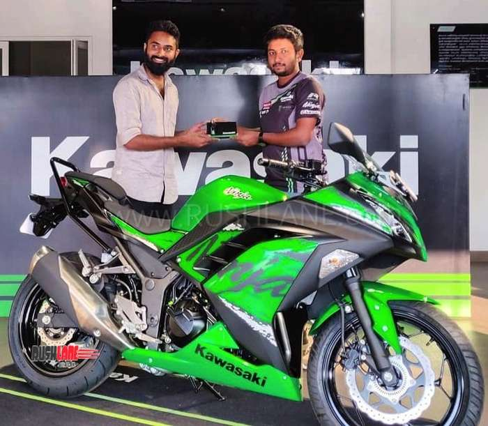 Kawasaki Ninja 300 spares price slashed by up to Rs 47k - Owners rejoice
