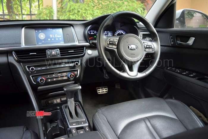 New Kia Optima Sedan Test Drive Review Toyota Camry Rival