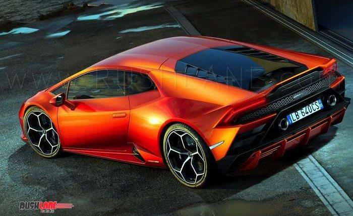 2019 Lamborghini Huracan EVO Debuts India Launch This Year
