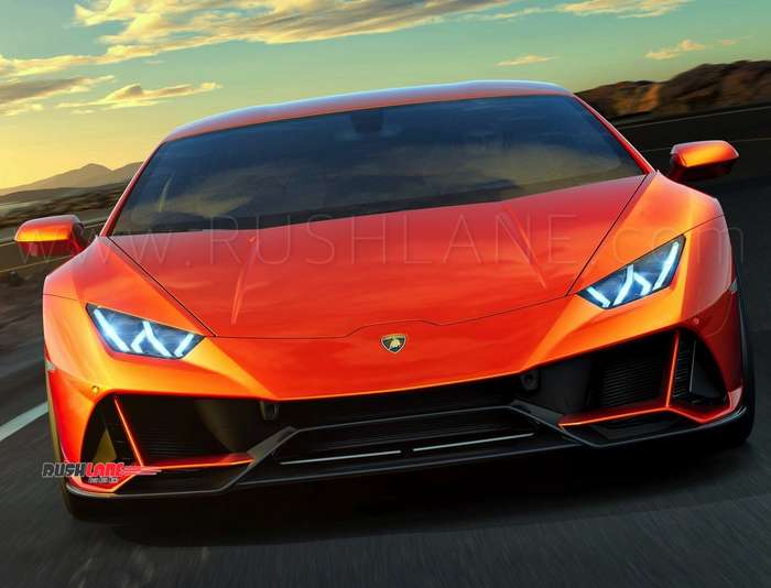 2019 Lamborghini Huracan Evo Debuts India Launch This Year