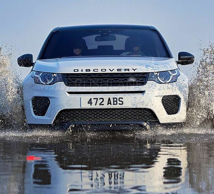Land Rover Discovery Sport Landmark Edition Launch Price