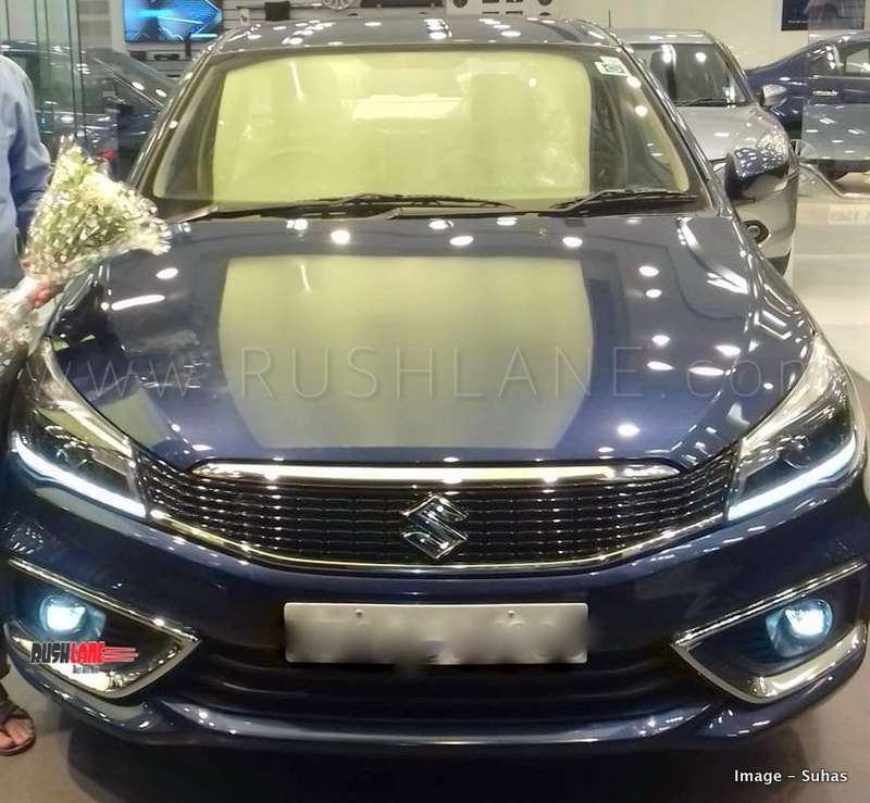 2019 Maruti Ciaz 1.5 Diesel Launch Next Month